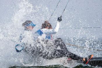 Další olympijská kvalifikace jachtařkám nevyšla