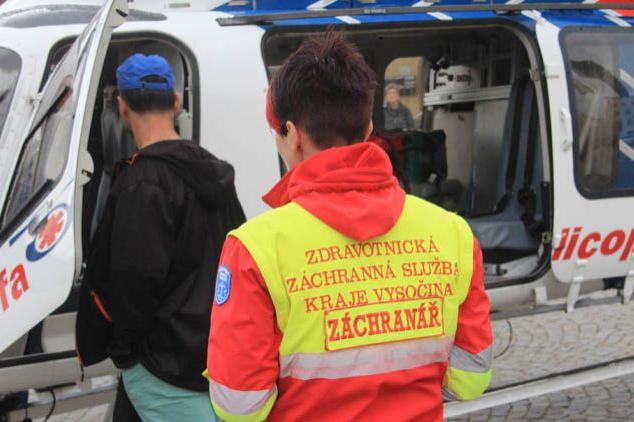 Vysočina schválila 30 milionů pro zdravotnické záchranáře